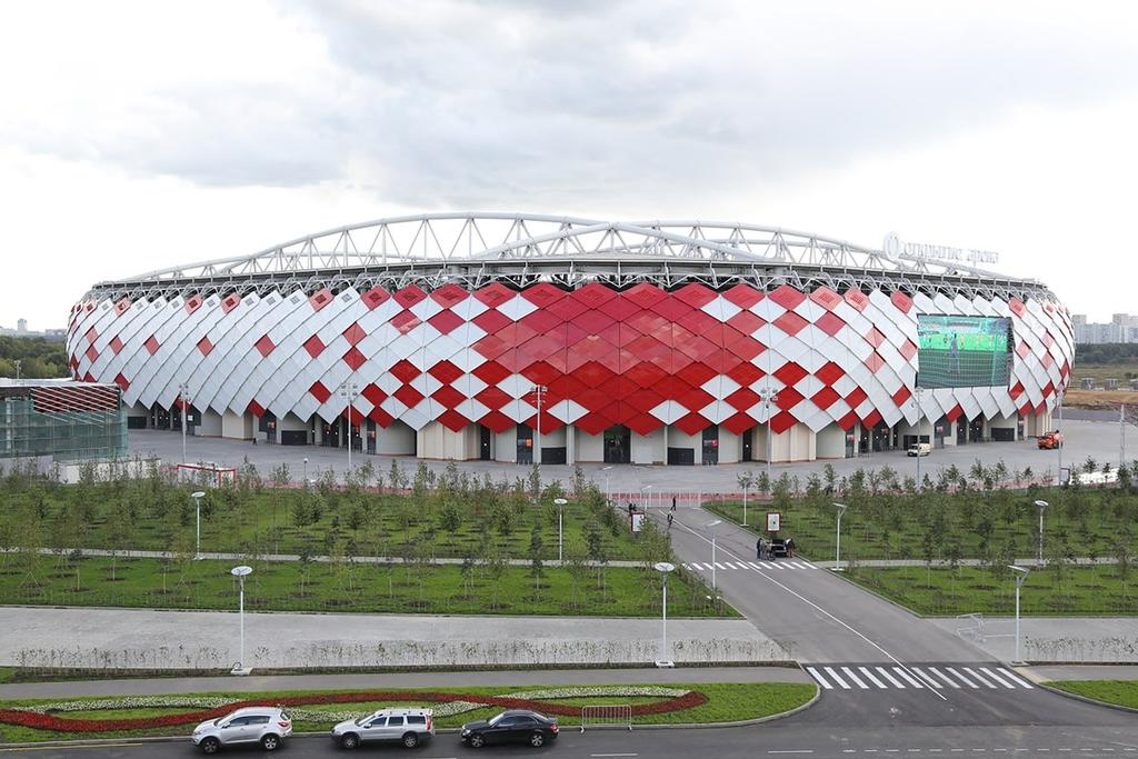 Estadio Spartak